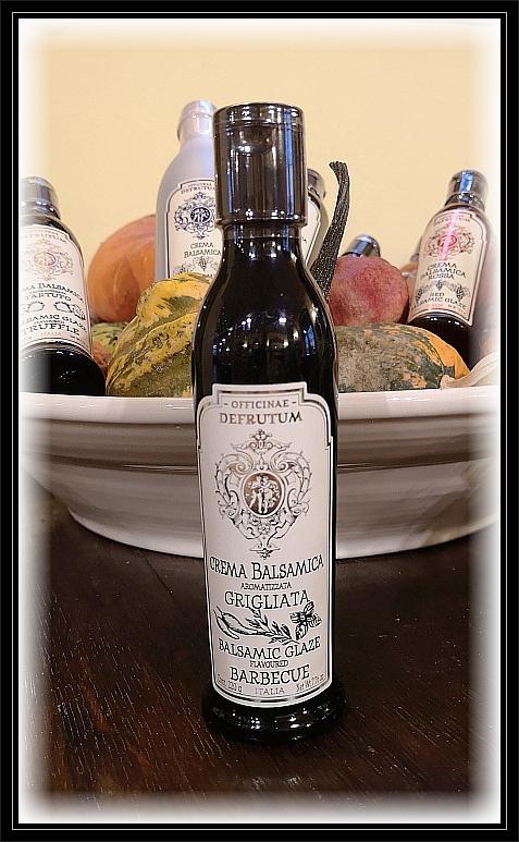 Crema Balsamica per GRIGLIATA 220g - 3